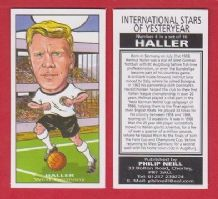 West Germany Helmut Haller Juventus 4 (ISOY)